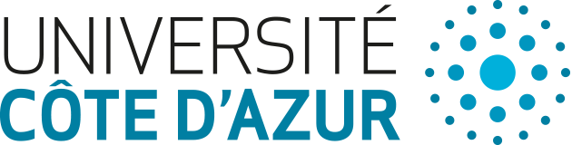 Logo d'Université Côte d'Azur