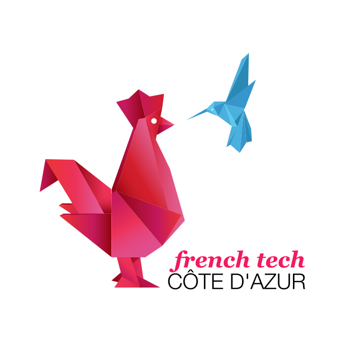 logo de la French Tech Côte d'Azur
