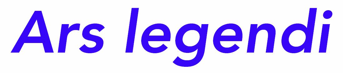 Logo d'Ars Legendi