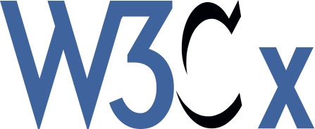 W3Cx logo