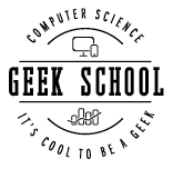Logo de Geek School