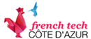 logo French Tech Côte d'Azur (sticker size)