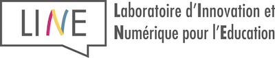 Logo Laboratoire d'Innovation et Numérique pour l'Education