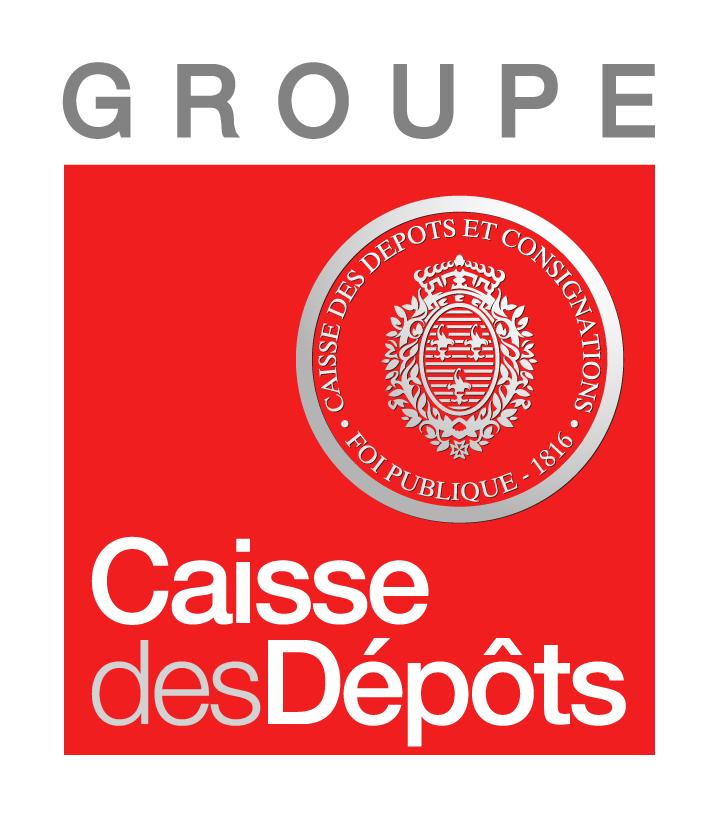 logo Groupe Caisse des Dépôts