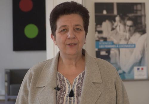 Aperçu de l'allocution video de Frédérique Vidal