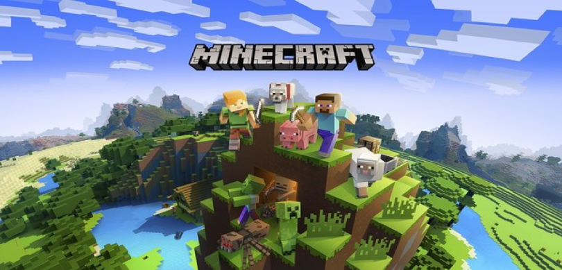 Jeu de MineCraft propose par Geek School