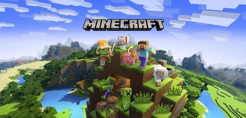 Jeu de MineCraft propose par Geek School