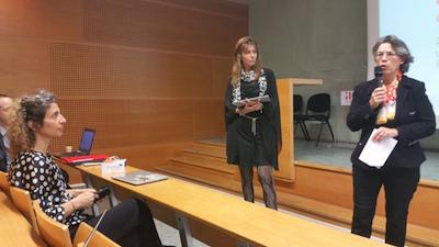 Ouverture de la conférence #IA et enseignement par Sophie Fouace, Isabelle Rosse et Corinne Atlan