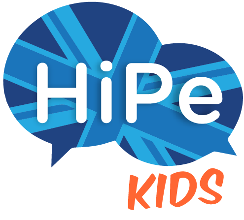 Logo de Hipe Kids