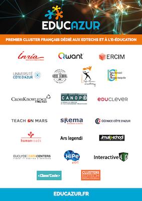 Poster Membres Educazur - janvier 2019