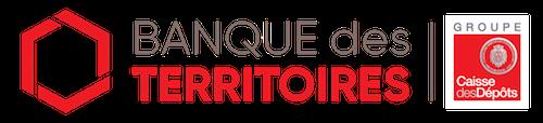 Logo de la Banque des Territoires