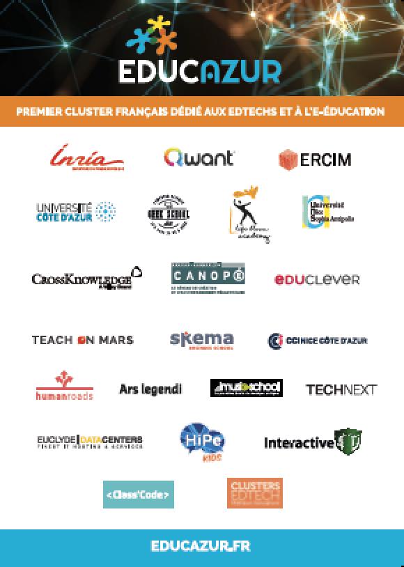 Poster Membres Educazur - février 2019