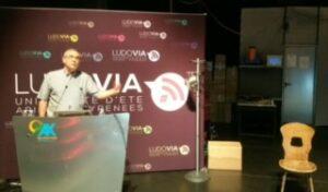 Keynote de Gérard Giraudon sur l'IA