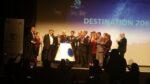 Fermeture de la capsule par Jean Léonetti, président de la CASA