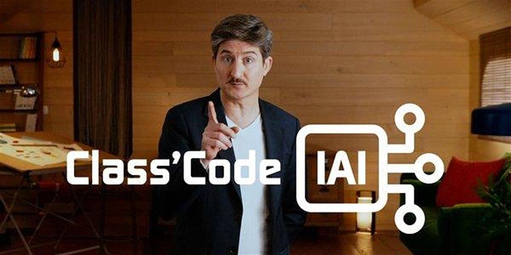 Visuel du MOOC ClassCode'IAI